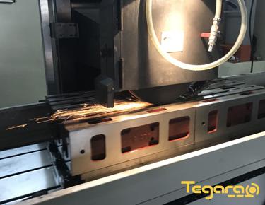 tegara 690 milling machine vise