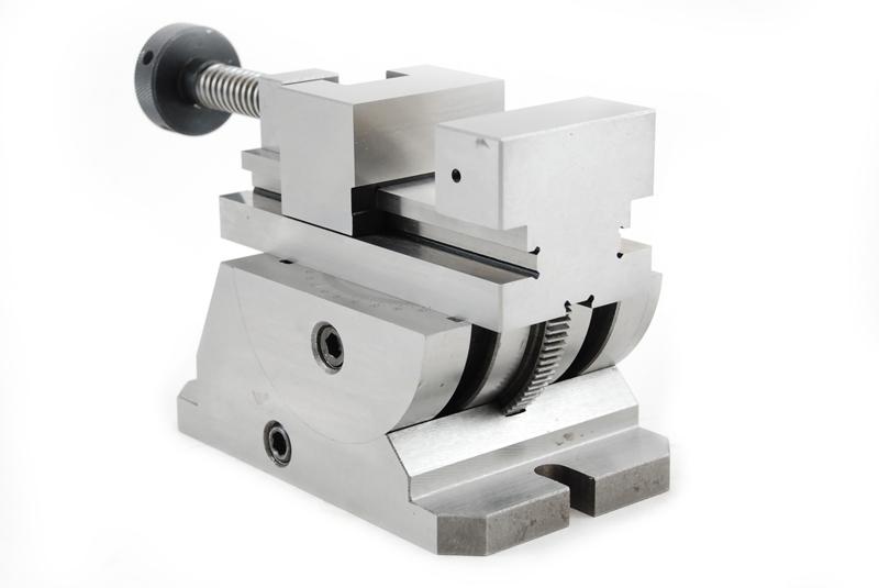 Shars Universal 360 176 Swivel Angle Plate Milling Vise