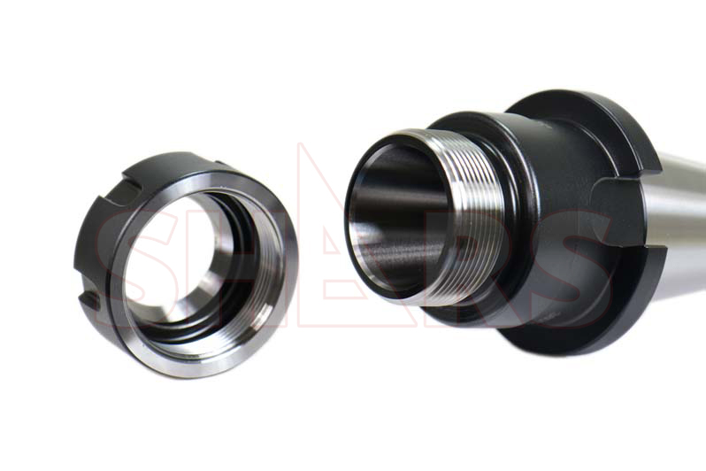 "NMTB40 ER20 4/"" Collet Chuck Tool Holder Accuracy ≤ 0.0002/"""