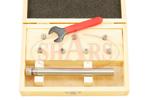 ER11 5/8 Straight Shank Tool Holder ER11 collet Set