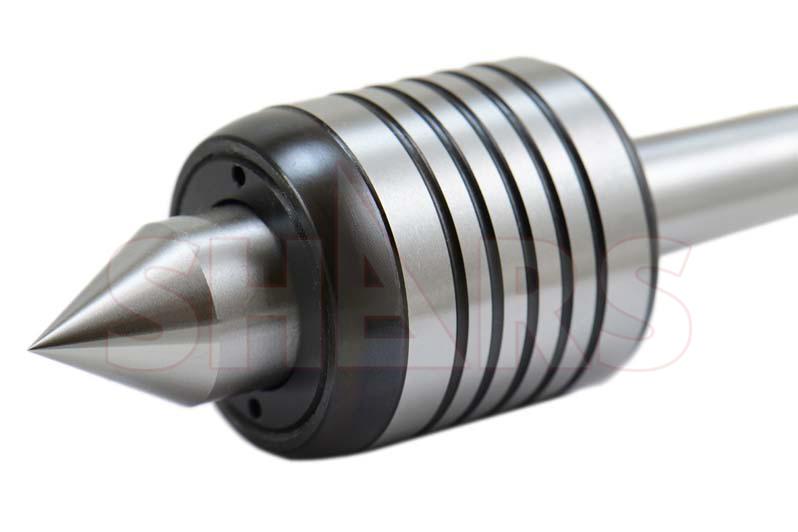 SHARS 3 MT Morse Taper Steel Solid Dead Center 202-3408 P