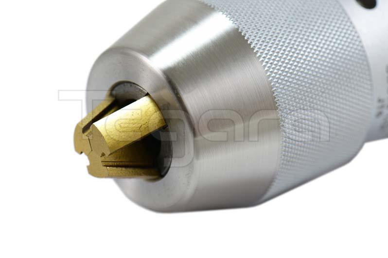 "1//32-1//2/"" 6JT PRO-SERIES KEYLESS DRILL CHUCK /& JT6-1/"" STRAIGHT SHANK ARBOR CNC"