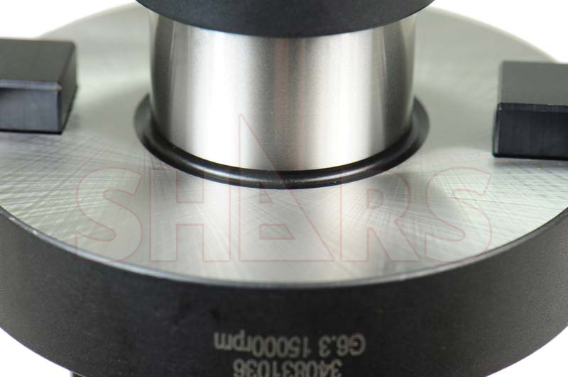 "SHARS CAT40 2 X 2.40/"" SHELL FACE MILL HOLDER ADPATER .0002/"" CNC G6.3 NEW"