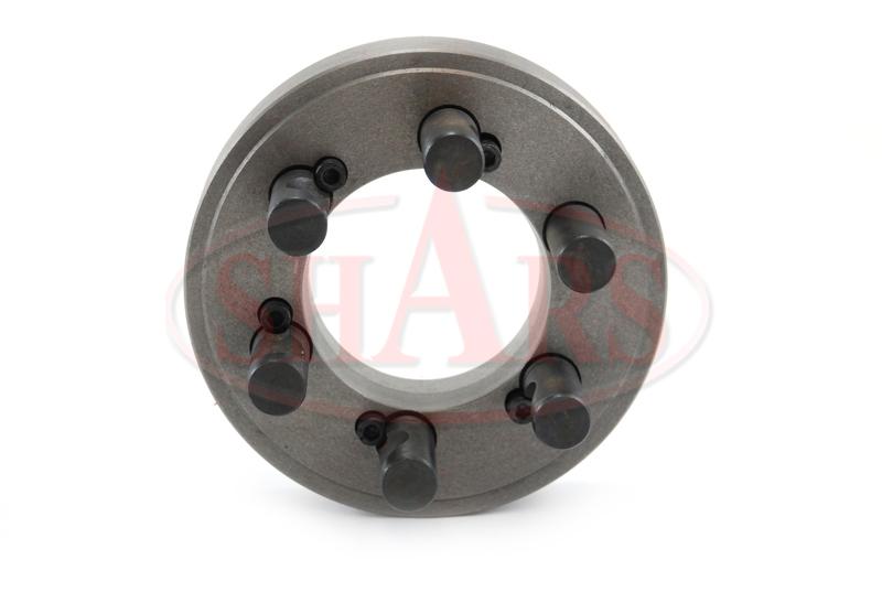 Lathe chuck adapter plate