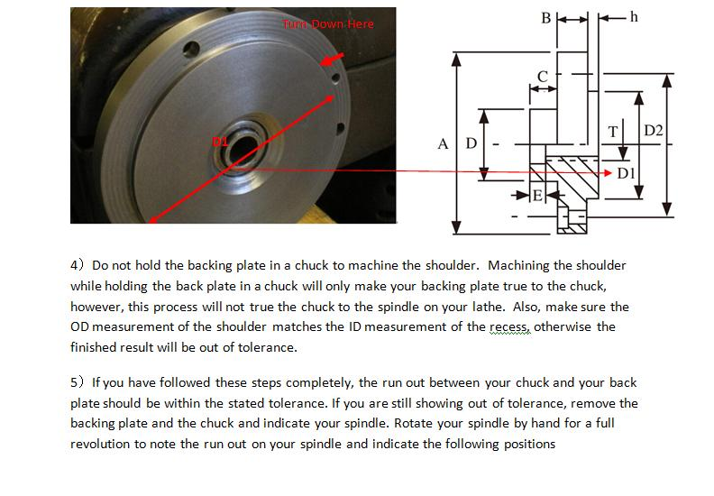 how to make a thread with a lathe