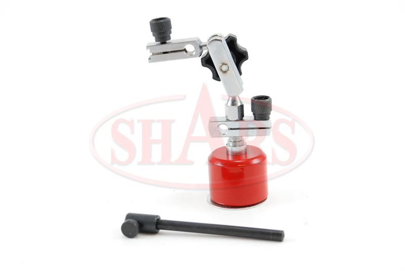 Magnetic Angle Indicator : Shars mini universal magnetic base stand holder for
