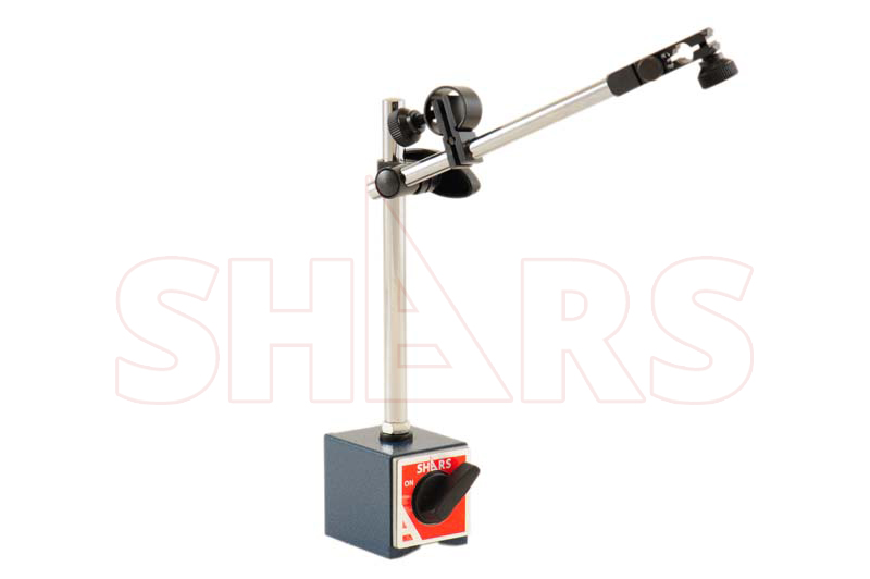 Dial Indicator Mounting In Collet : Shars improved indicator holder magnetic base fine