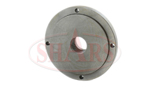 """6.3"""" Fully Machined Threaded Back Plate with 1-1/2"""" - 8 TPI for 4 Jaw Independent Lathe Chuck"""