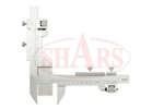 "20-2 & 10-1"" Diametral Gear Tooth Vernier Caliper"