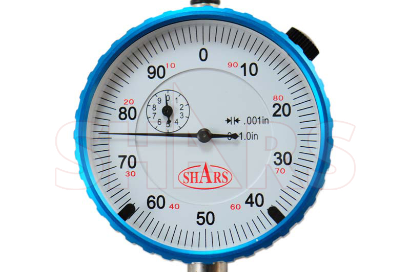 Shars Magnetic Indicator Back For Agd2 1 Dial Indicator Size 2-1//4 Diameter 9//16