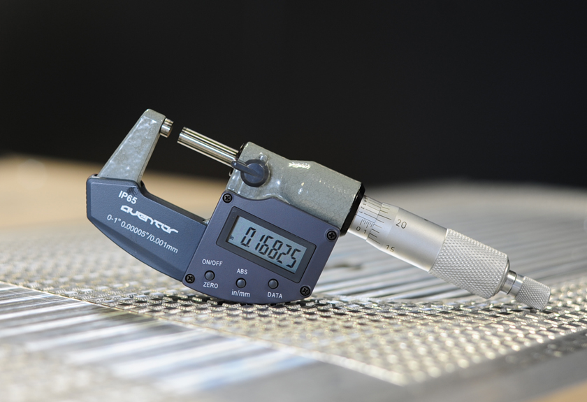 aventor ip65 electronic micrometer