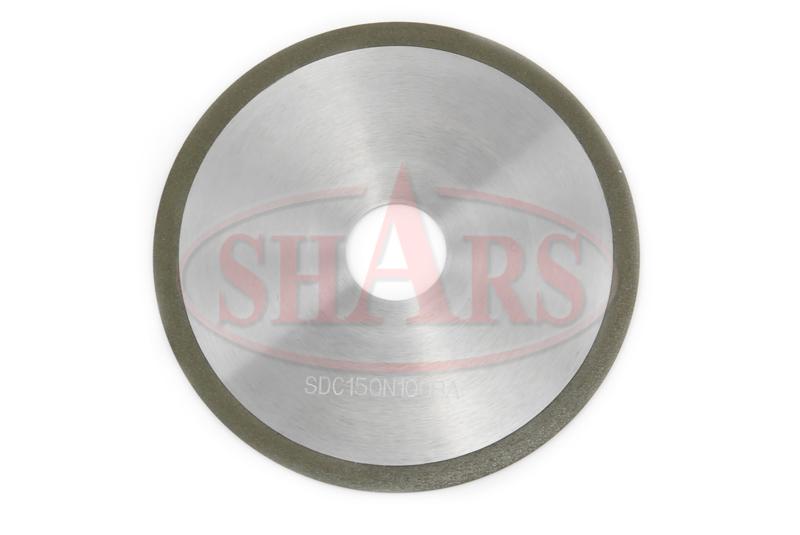 "SHARS 5 x 0.035/"" 1A1R CBN CUT-OFF WHEEL GRINDING 100 GRIT Max RPM 4500 P|"
