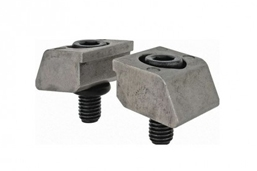 Screw-Mount Toe Clamps