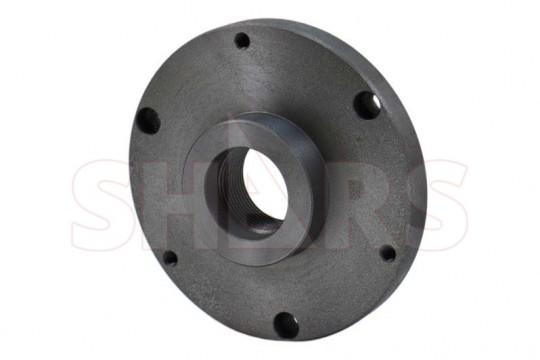 Shars 5 Semi-Machined Threaded Back Plate 1-1//2-8 for All Plain Back Lathe Chucks New 202-5489 M