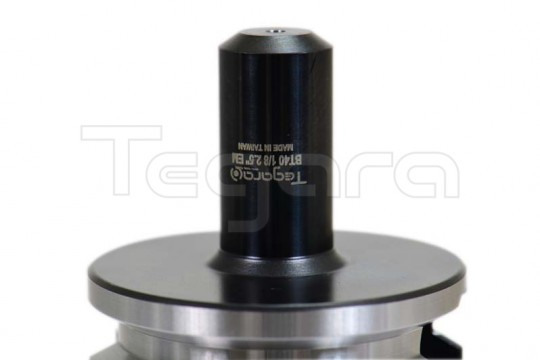 "Taiwan BT40 1//8 2.50/"" End Mill Tool Holder CNC G2.5 20000 0.0002"