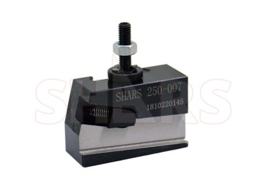 """Shars Up to 8/"""" Lathe OXA Wedge Type Quick Change Tool Post Set CNC 000 New"""