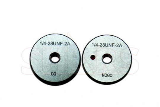 CNC Threading Dimensions Measuring Software Thread Plug Ring Gage Inch GO NO