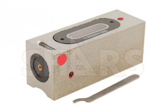 SHARS 4 Master Precision Level for Machinist Tool .0005 New 303-9550 P