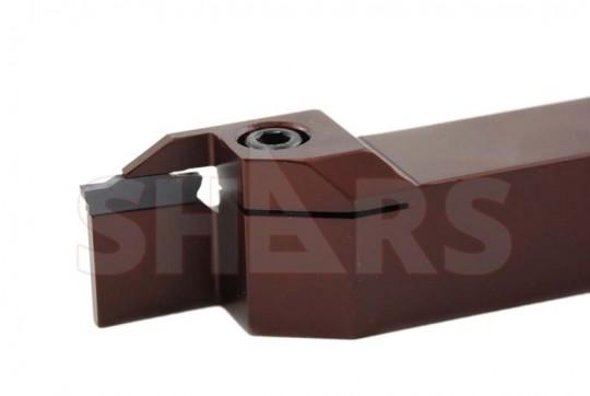 """SHARS External Cutoff Grooving Turning Tool Holder 5//8/"""" Shank 3mm NEW"""