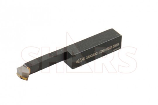 """SHARS 1//2/"""" RH Brazed Internal Threading Tool Right Hand Neck Length 0.75"""" NEW"""