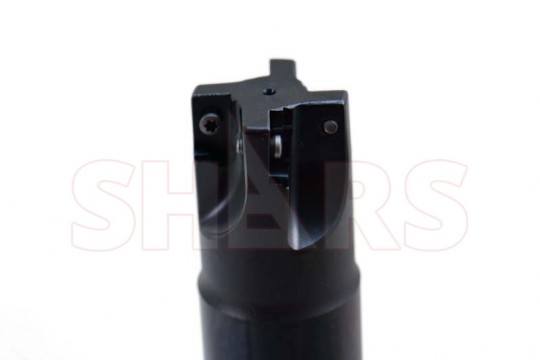 SHARS 1 90 Degree Square Shoulder Indexable End Mill APKT Insert 404-2861 P