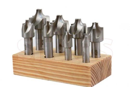 SHARS 3//8X1//2 HSS Corner-Rounding END Mill 404-5813 P