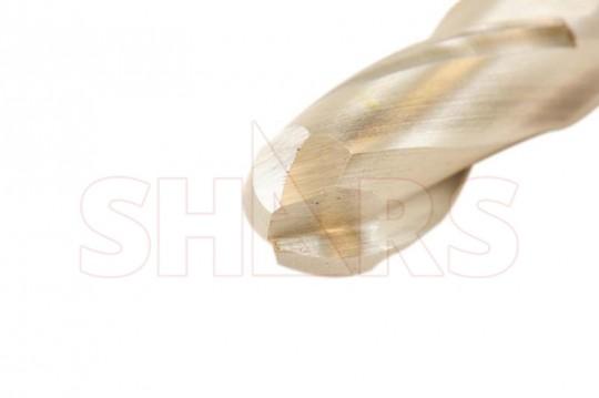 "Shars 5//8/"" X 5//8/"" Hss 4 Flute Single End Mill New"