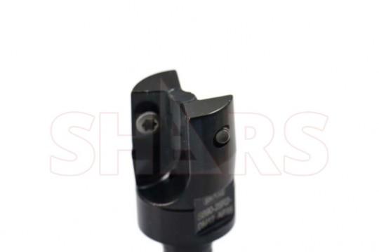 CAT40 25mm Modular 90 degree Indexable End Mill APKT Insert