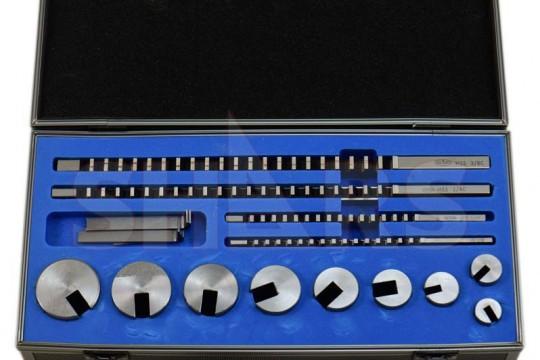 #C-1 Keyway Broach Set