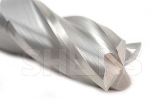 "4 Flutes # 104-3750 NEW 3//8/"" Solid Carbide End Mill MATRIX Carbide USA"