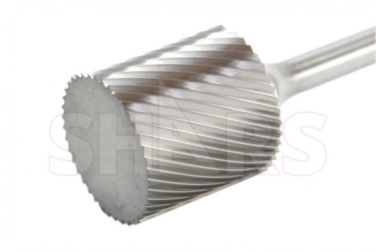 "SHARS 1//2 x 1/"" Cylindrical Shape SA-5 Carbide Burr NEW"