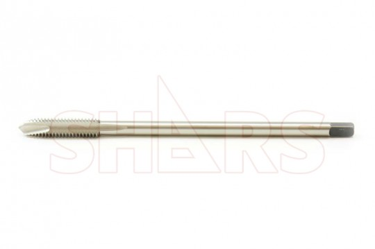 "3//8-16 4/"" H3 3 Flute Spiral Point Plug Small Shank HSS Tap"