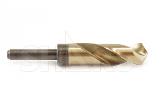 Uncoated KYOCERA 226-0583.400 Series 226 Micro Drill Bit 10.20 mm Cutting Length 2 Flutes Carbide 1.48 mm Cutting Diameter 38 mm Length 3 mm Shank Diameter 130 Degree Cutting Angle