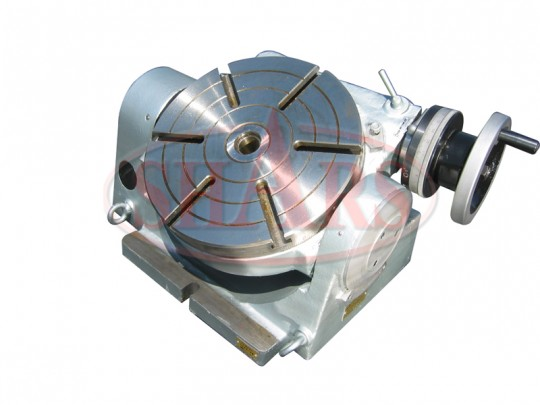 Tilting rotary table 12 for 12 rotary table
