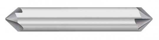 3//16 4 Flute 60 Degree Carbide Chamfer Mill