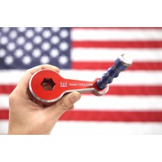"mmm-usa Quick Vise Handle ""The Patriot"""