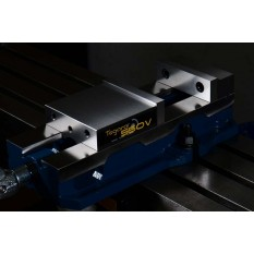 "5"" 550V CNC Milling Machine Vise 0.0004"""