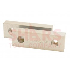 """4"""" x 2"""" x 1"""" Aluminum Soft Jaws Pair for 4"""" Milling Vise"""