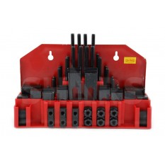 "1/2"" 3/8""-16 52pc Clamping Kit"