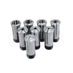 8 Piece 5C Collet Set