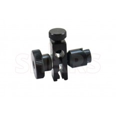 """Test Indicator Clamp with 5/32"""" 1/4"""" Mounting Hole"""