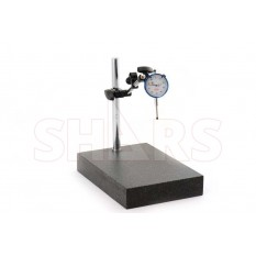 "8"" x 12"" x 2"" Granite Check Stand w/1"" Indicator"