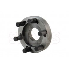 """8.46"""" D1-8 Fully Machined Lathe Chuck Back Plate for 10"""" Independent Chuck"""