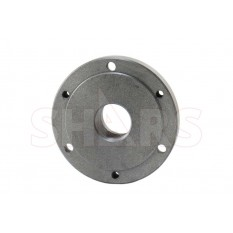 """5"""" Fully Machined Threaded Back Plate with 1-1/2 x 8 TPI for 3 or 4 Jaw Self Centering Lathe Chucks"""
