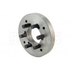 """10"""" D1-6 Fully Machined Lathe Chuck Back Plate for 16"""" Independent Chuck"""