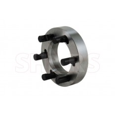 """10"""" D1-8 Fully Machined Lathe Chuck Back Plate for 16"""" Independent Chuck"""