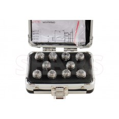 ER16 Collet 10pcs Set