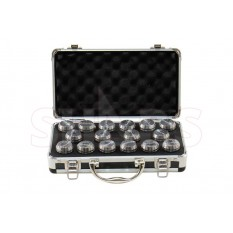 ER32 16 pcs Collet Set