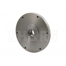 """8"""" Threaded Back Plate with 1-1/2 x 8 TPI For 3 Jaw Zero Set Adjustable Lathe Chuck"""