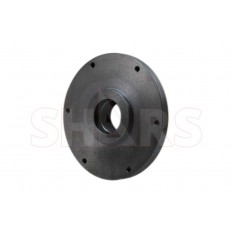 """8"""" Threaded Back Plate with 2-1/4 x 8 TPI For 3 or 6 Jaw Zero Set Adjustable Lathe Chuck"""